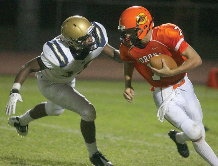 Several DV multi-sport athletes only focusing on football