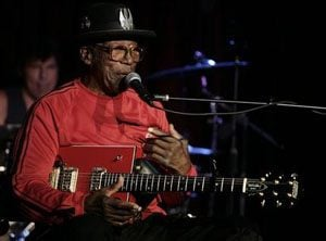 Bo Diddley to move out of intensive care