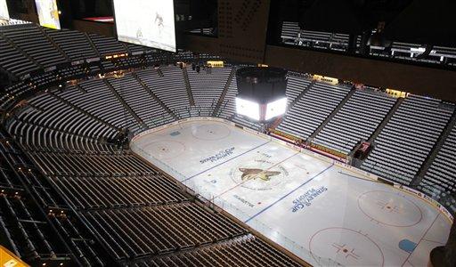 Phoenix Coyotes / Jobing.com Arena,