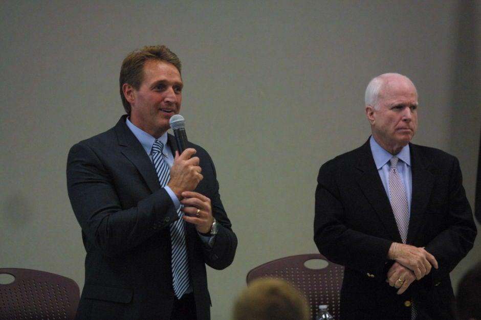 Flake and McCain
