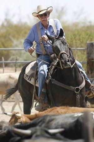 Gilbert rancher and poet celebrates a vanishing way of life