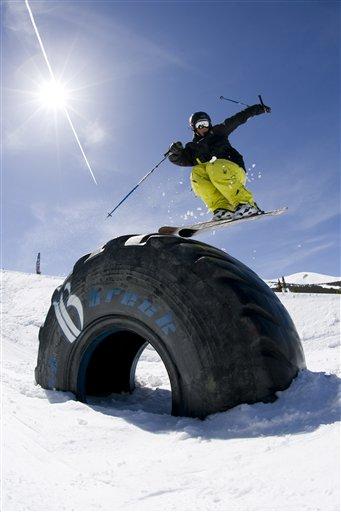 Snowboard Parks