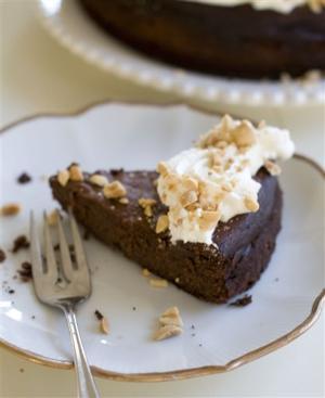 Food Deadline Flourless Chocolate Cake