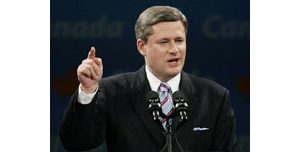 Conservative Party wins in Canada election