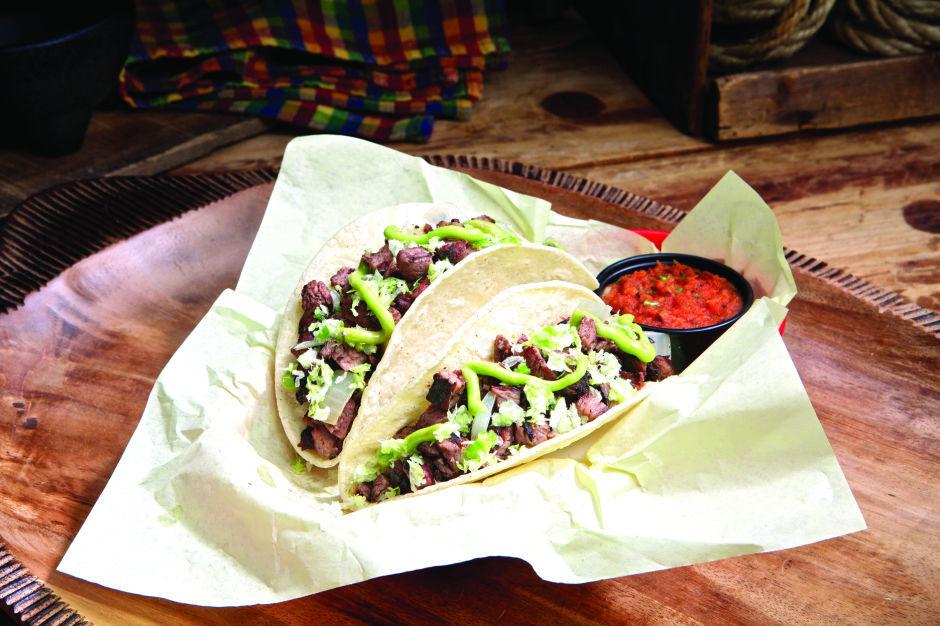 America's Taco Carne Tacos