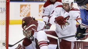 Coyotes beat Thrashers in shootout