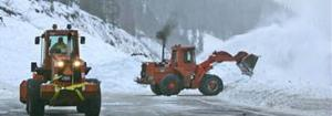 Huge avalanche buries cars in Colorado