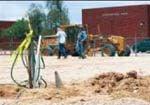 Districts undergo major work