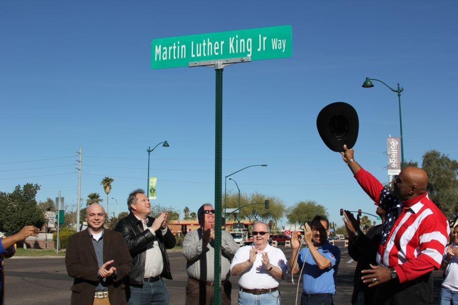 MLK Way