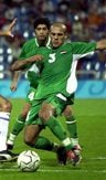Iraqi soccer team's quest for gold ends