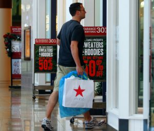 Retailers hope Black Friday rings up green