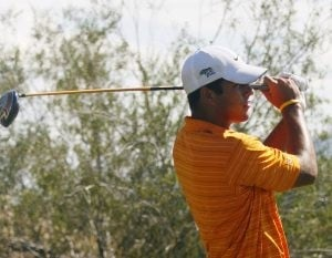 Golf: Ex-locals make mark nationally