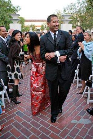 Lisa Ling marries Chicago doctor