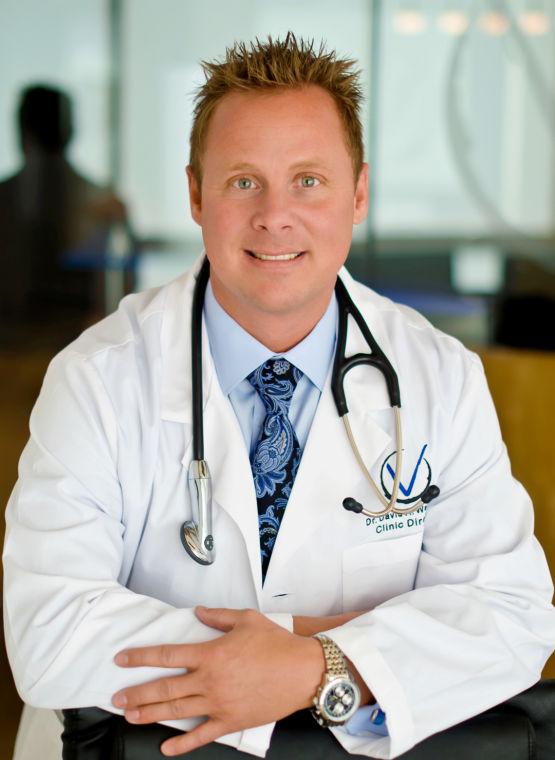 Dr. David Warkentin