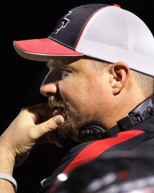 Williams Field football coach a national award winner