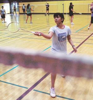 Mountain Pointe badminton