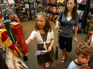 Dressing for Halloween the fright way