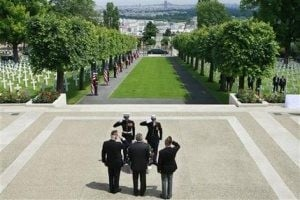 Bush, French president united against Iran