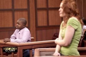 Newlywed Gary Coleman brings marital woes to `Divorce Court'