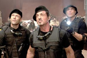 Film Review The Expendables