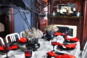 Homes-Designer-Halloween Parties