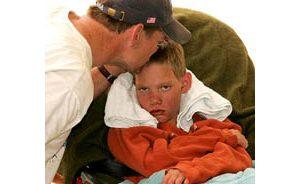 Missing Boy Scout leaves Utah hospital