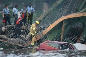 Police: More victims in submerged cars
