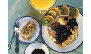 Recipes put brunch out without the fuss