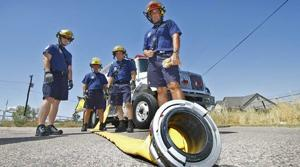 County island fire district wins praise