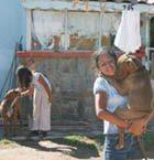 Hispanics sustain a culture of tradition