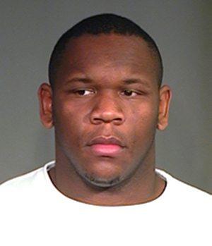 Oklahoma lineman busted for shoplifting
