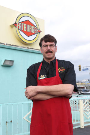Andy Wiederhorn -- Fatburger CEO