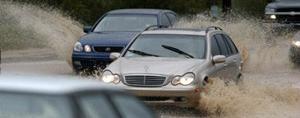 Rainfall nears 'normal'; flash floods hit northern Arizona