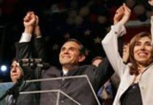 Antonio Villaraigosa elected Los Angeles mayor