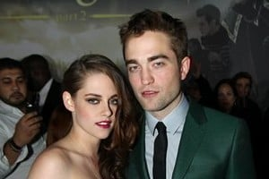Kristen Stewart; Robert Pattinson