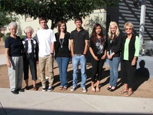 Apache Junction Scholarship Winners
