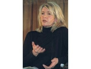 Martha Stewart pleads innocent to charges
