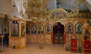 Monastery makes a peaceful oasis near Florence