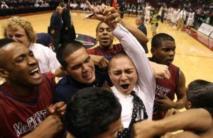 Late basket lifts McClintock boys to 4A-I state title
