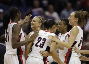 UConn steamrolls to championship game