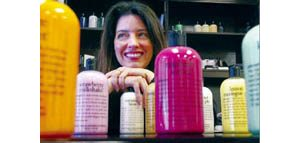 Beauty/skin care guru doesn't sell magic potions so much as the authentic life of the soul