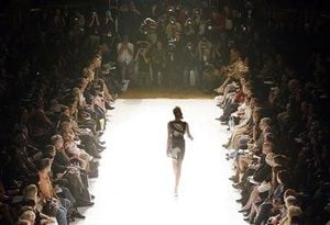 Fashion Week heads to the finish line