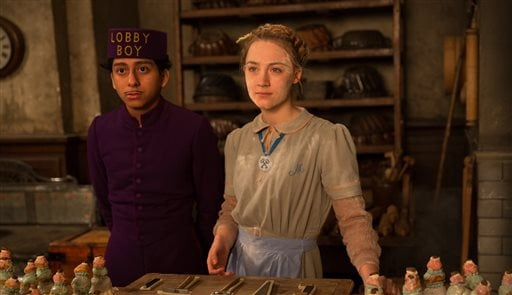 Film Review The Grand Budapest Hotel