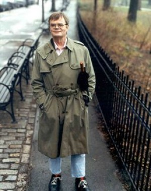 Keillor comes to town without 'Companion'