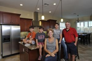 First Family into SRP Energy Star Home