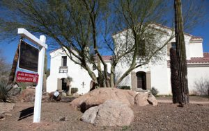Foreclosure looms for Gilbert TV-show home