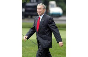 Bush looks to Europe for help in Iraq