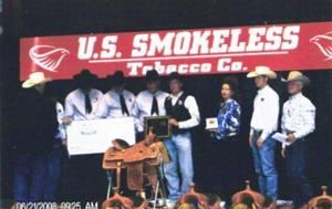 Former Gilbert man named All-Around Cowboy