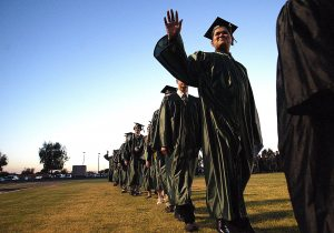 Report: Mesa ranks No. 1 in graduation rates
