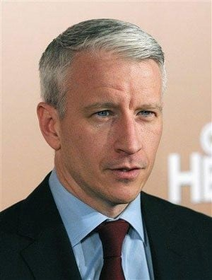 Anderson Cooper says he has skin cancer